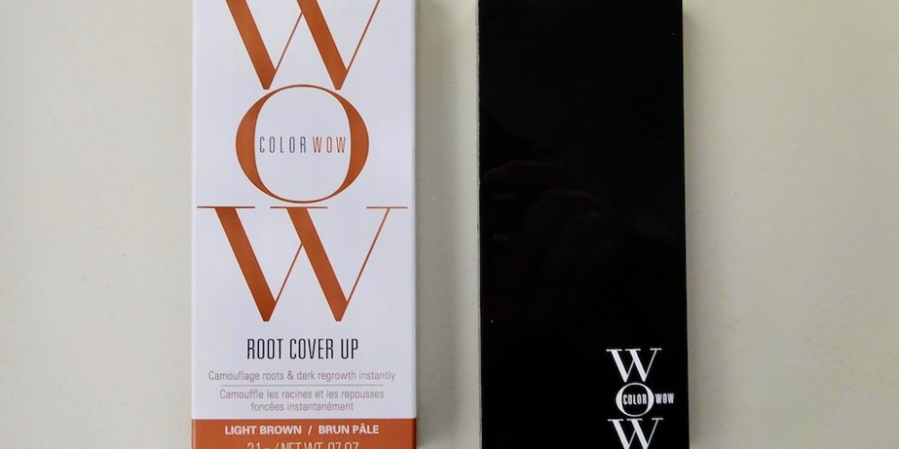 Color Wow Root Cover Up haarkleuring poeder