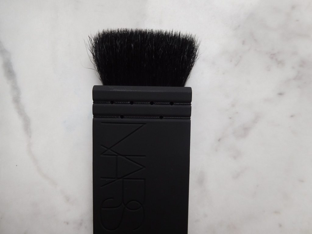 NARS Kabuki Ita Brush review