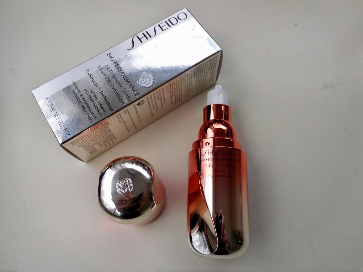 Shiseido Bio-Performance LiftDynamic Serum Review 2