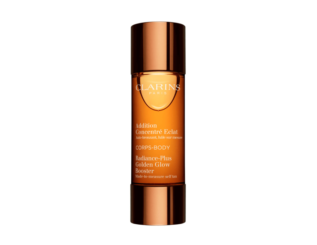 Clarins Body Gold Glow Booster