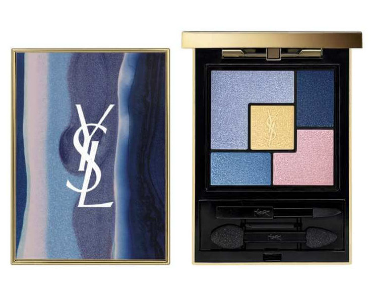 YSL Couture palette collector pop Illussion oogschaduw