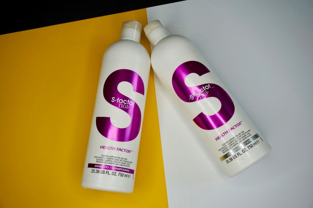 Tigi S Factor Health Factor Shampoo en Conditioner
