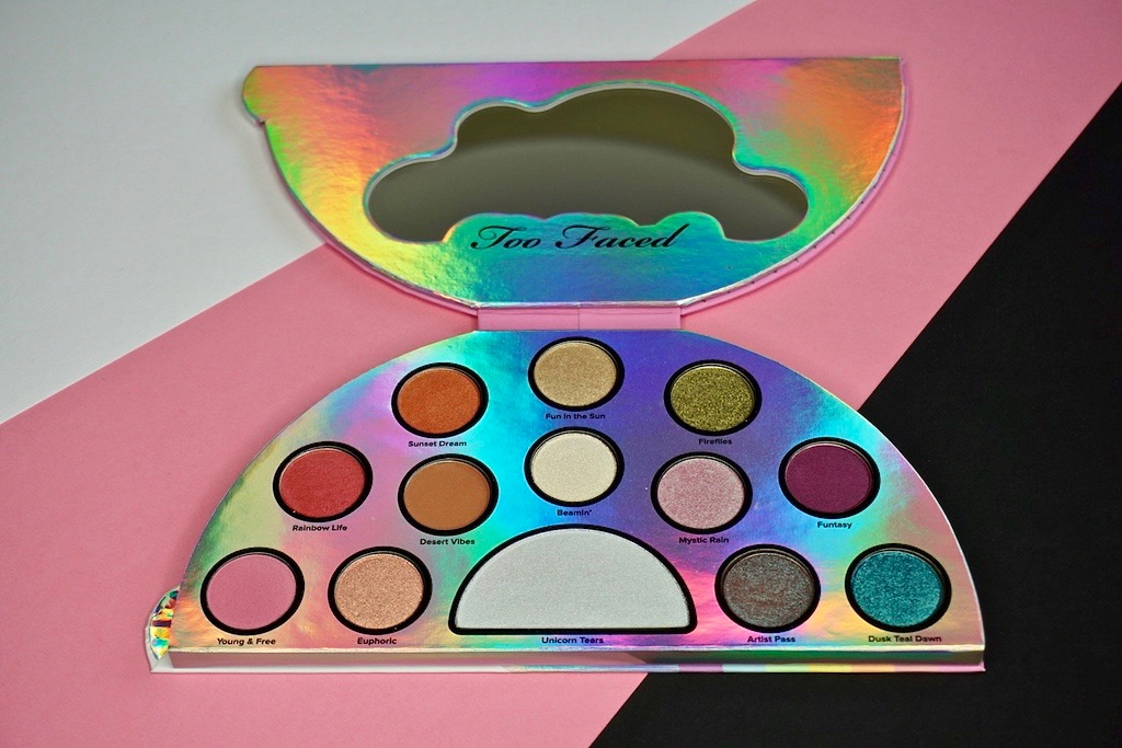 Too Faced Life's A Festival Oogschaduw Palette