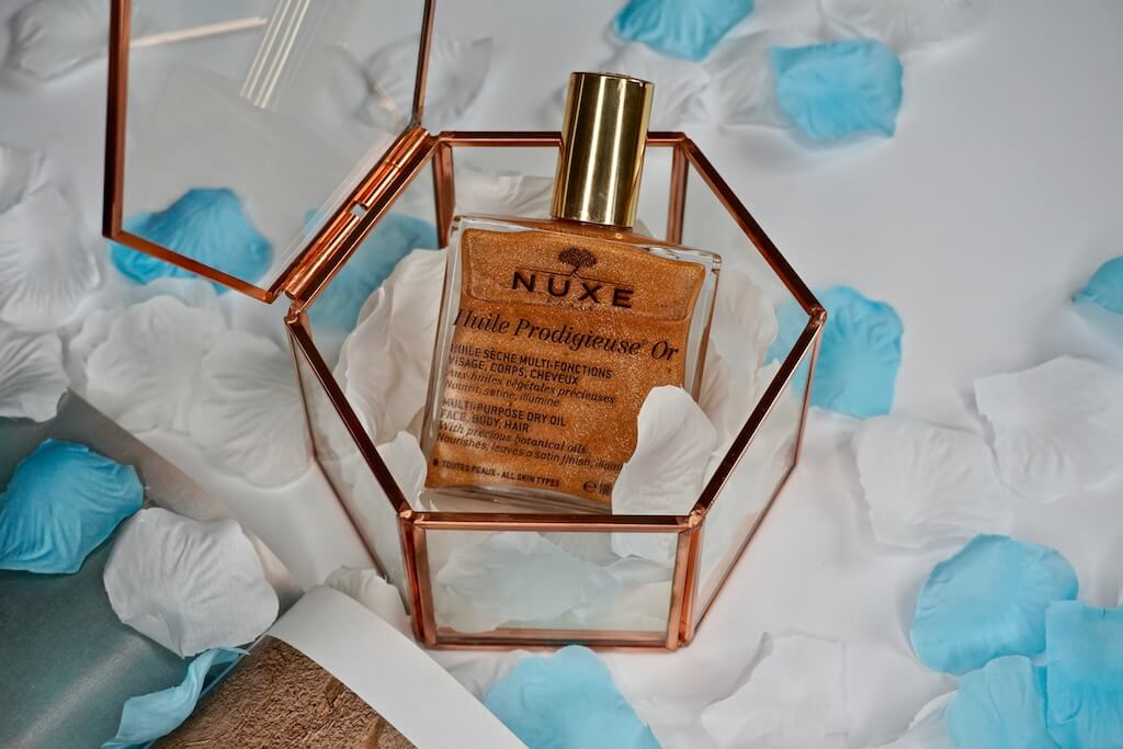 NUXE Huile Prodigieuse Multi-Purpose Dry Oil Golden Shimmer