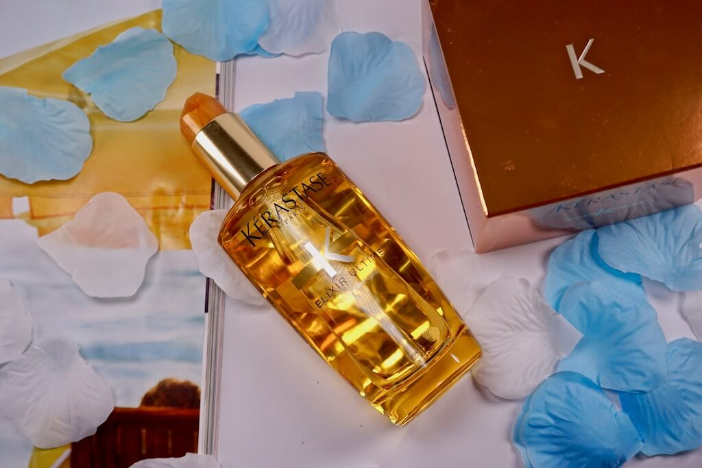Kérastase Elixir Ultime Nourishing Oil Gold Haarserum