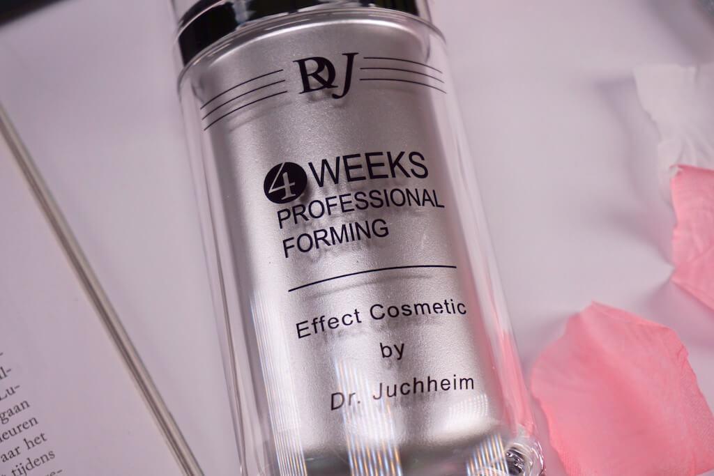 Dr. Juchheim 4 Weeks Professional Forming Borst en Decolleté Crème