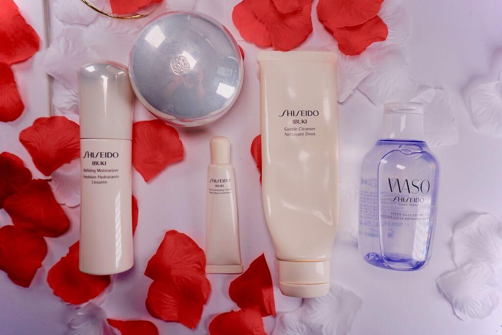 Shiseido Ibuki (hele gezichtsverzorgingslijn)