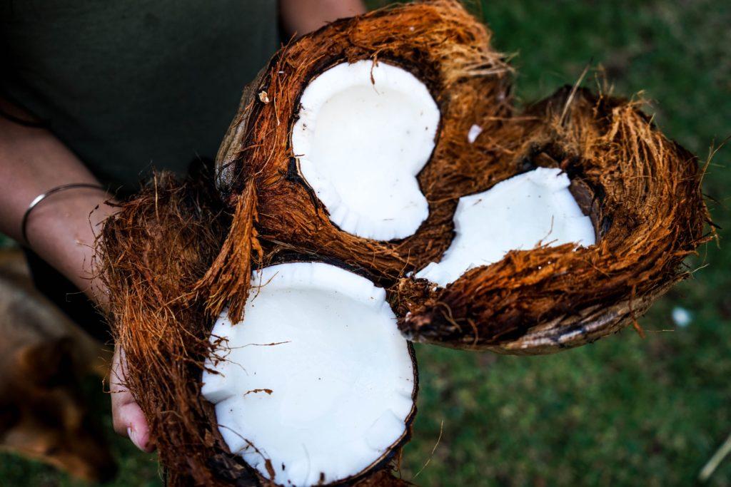 Kokos Tandpasta Tanden Bleken Thuis