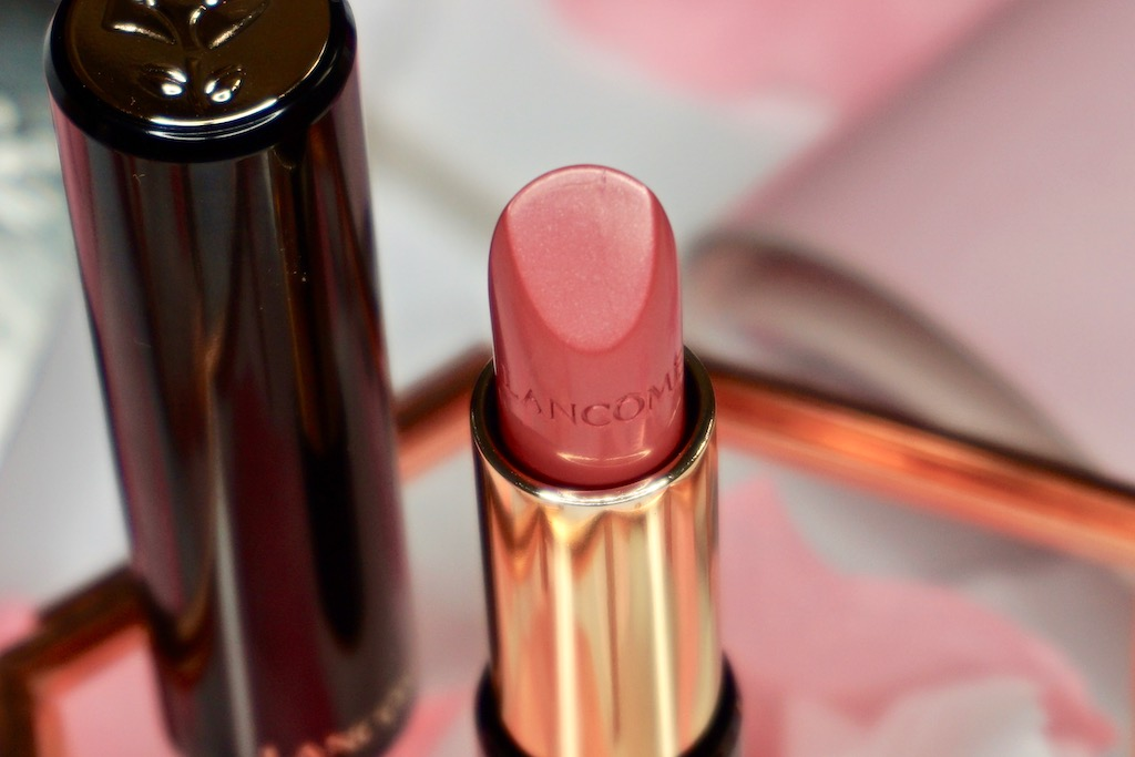 Lancôme L'Absolu Rouge Lipstick 006 Rose Nu