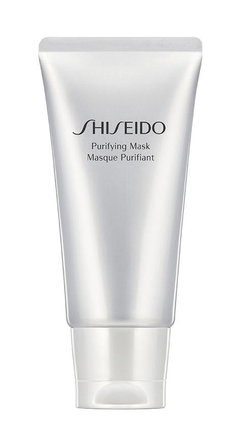 Shiseido Purifying Gezichtsmasker
