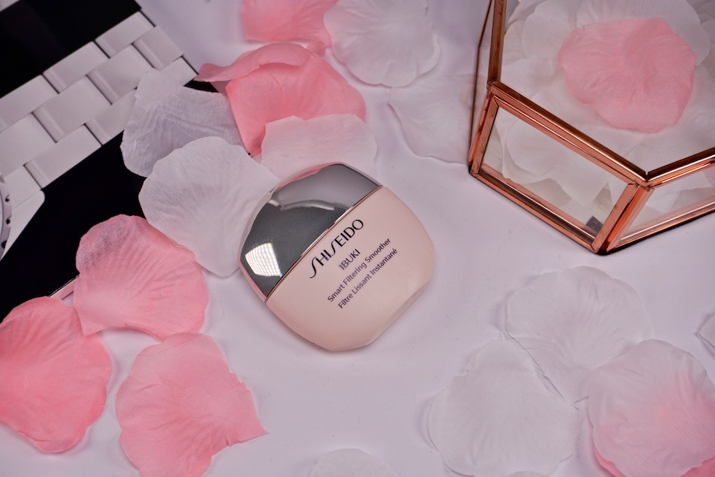 Shiseido Ibuki Smart Filtering Smoother Primer en Gezichtsverzorging