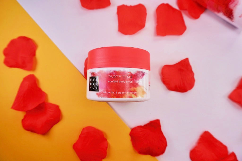 Rituals The Ritual Of Holi Party Time Confetti Body Scrub