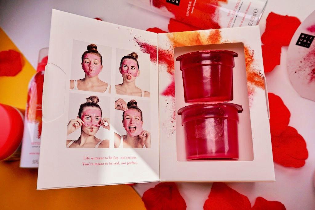 Rituals The Ritual Of Holi Plastic Fantastic DIY Rubber Masker