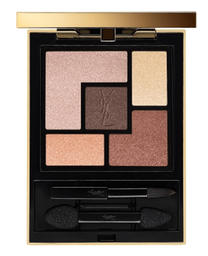 Yves Saint Laurent -Scandal Collection Couture Palette Oogschaduw Rosy Coutouring