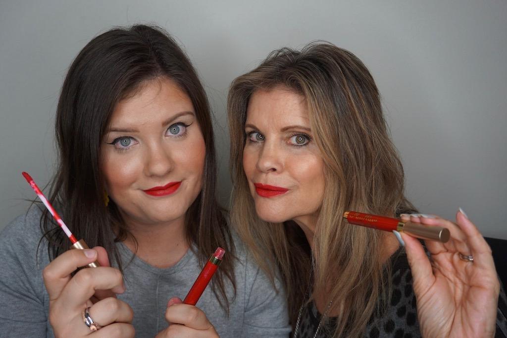 Alissi Brontë Miss Alissi Fluid Lipstick Red Matt