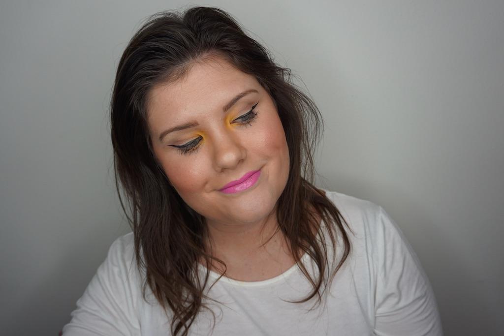 KIKO Milano High Pigment Wet And Dry Eyeshadow 19 Matte Yellow