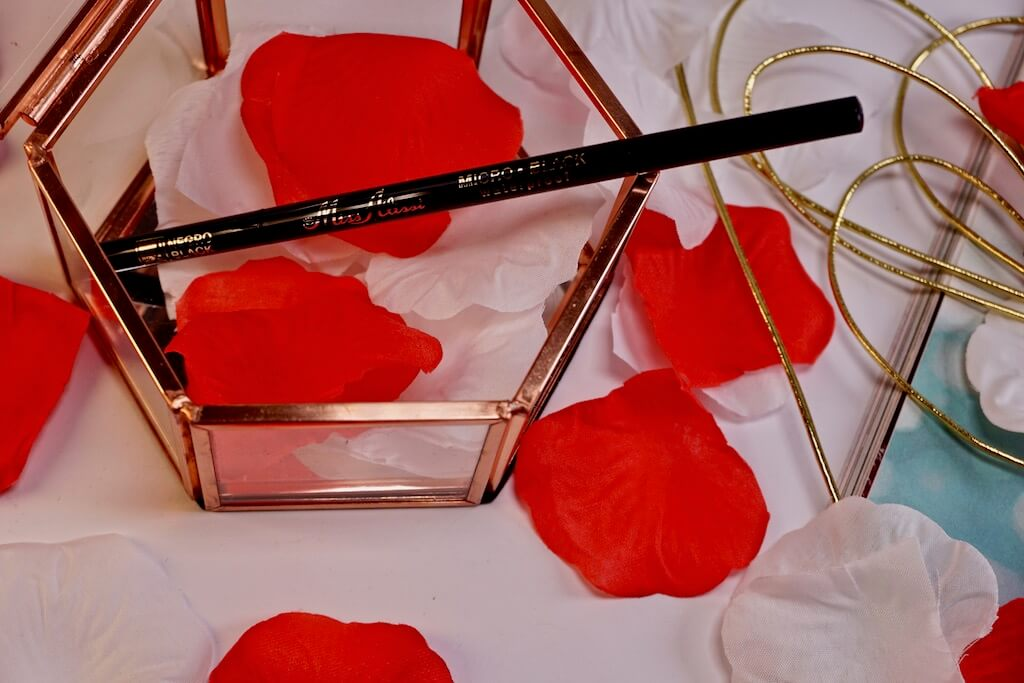 Alissi Brontë Micro Black Eye Pencil Waterproof (duo review)