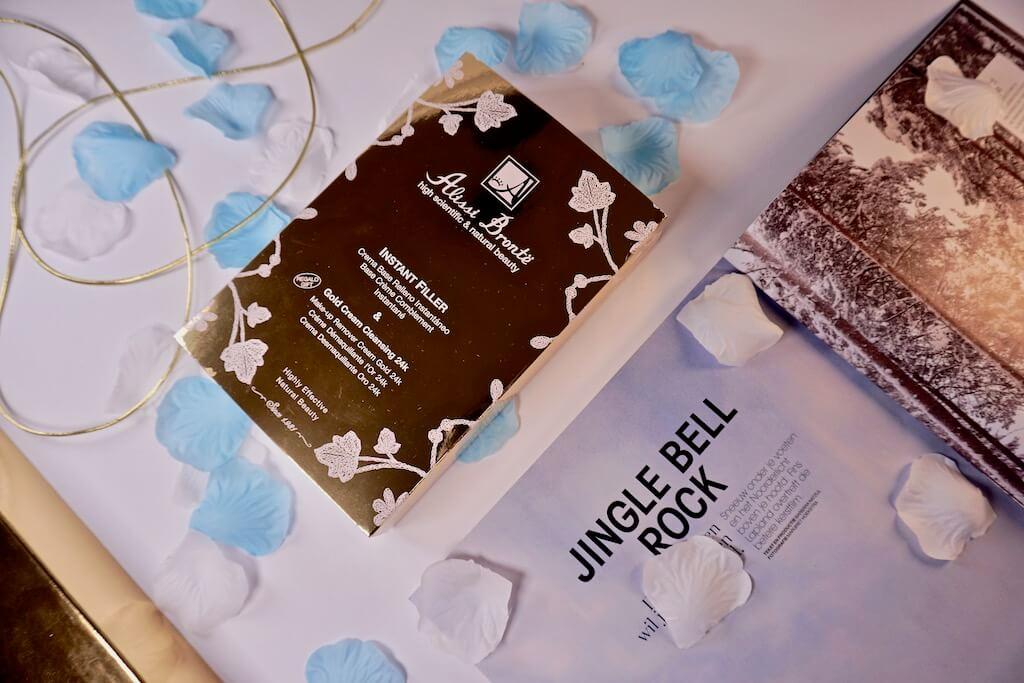Alissi Brontë Instant Filler Primer & 24K Cleansing Cream Reiniger