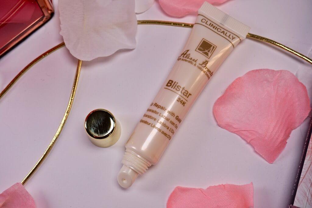 Alissi Brontë Blistar 24K Lip Repair With Gold