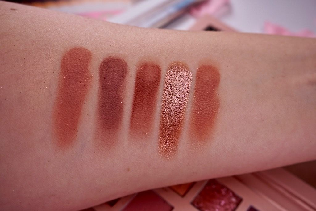 Huda Beauty The New Nude Palette Review