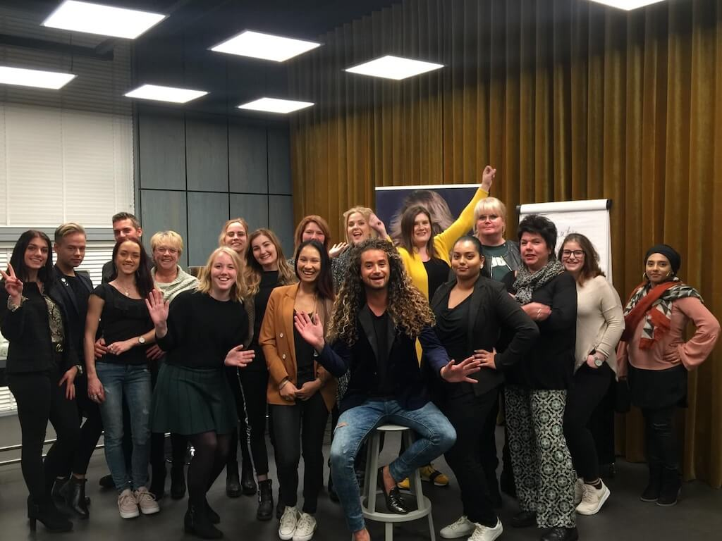 Haibu Experience Center Beauty Night Training Met Lucien Beijerinck