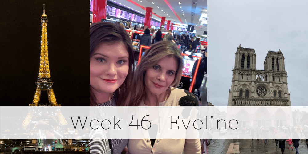 Week 46 | Beautytijd in Parijs!