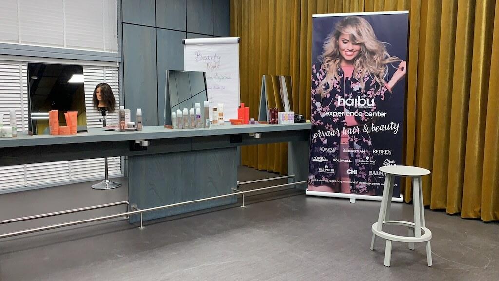 Haibu Experience Center Beauty Night Training Met Lucien Beijerinck