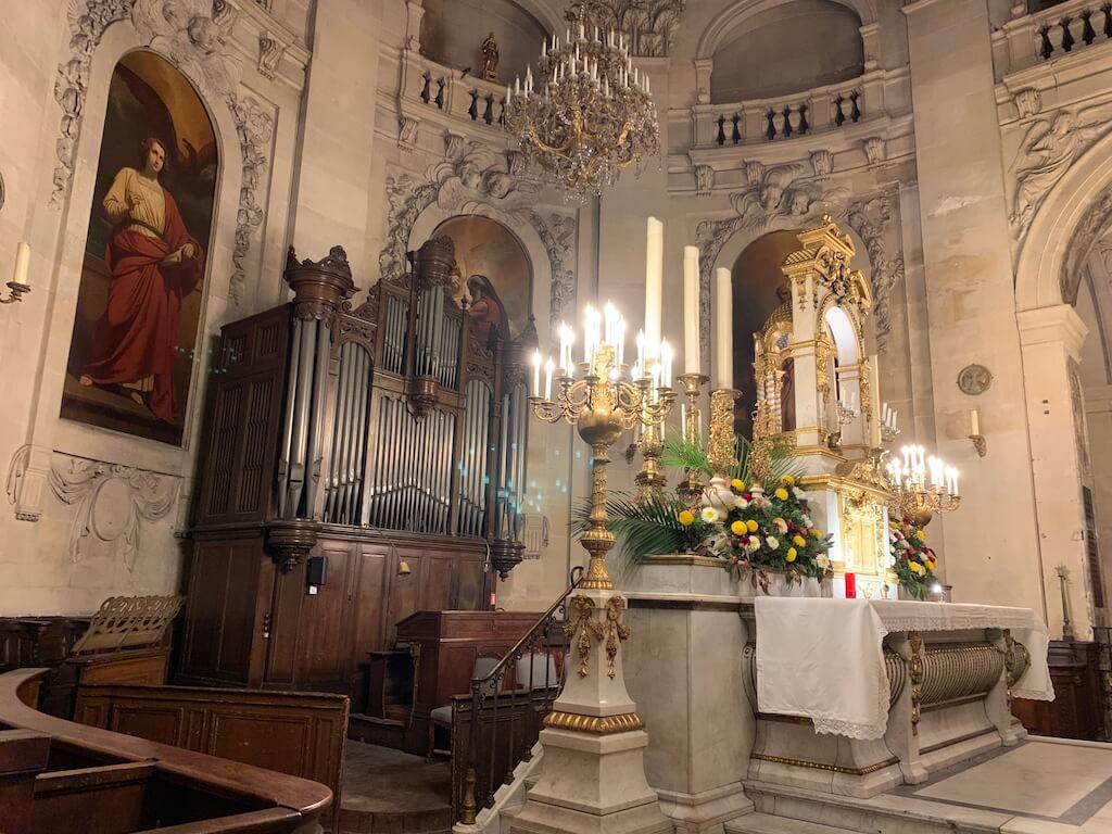 Kathedraal Le Marais