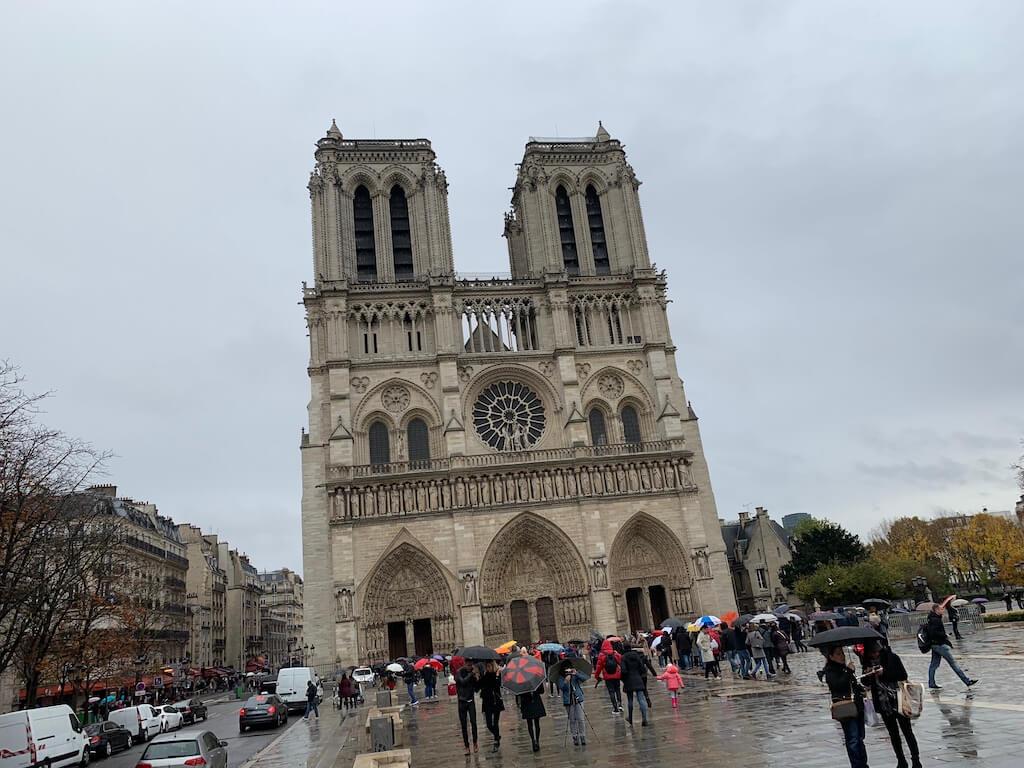 Notre-Dame Parijs