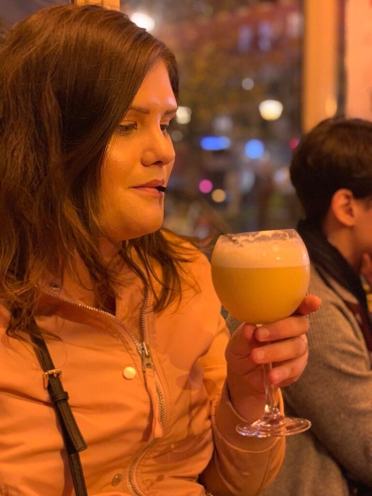 Borrelen Parijs