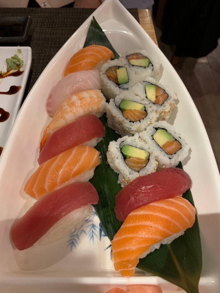 Sushi Parijs