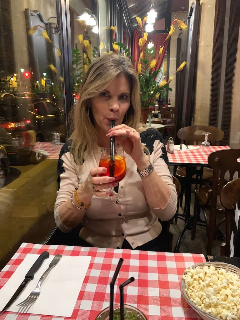 Cocktail Parijs