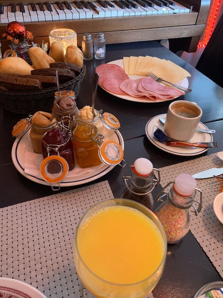 Ontbijt Hotel Geste Valkenburg