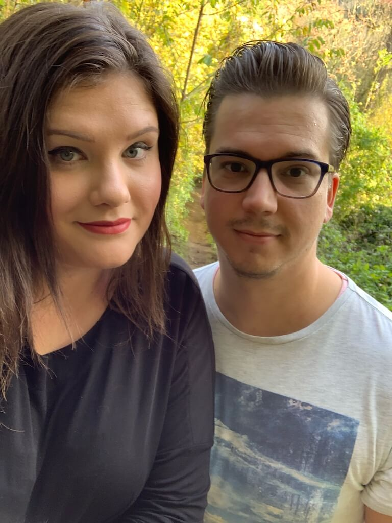 Eveline en Niels