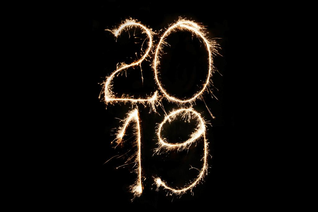 Goede voornemens voor 2019