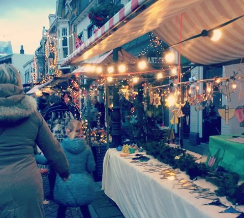 Kerstmarkt Ginneken