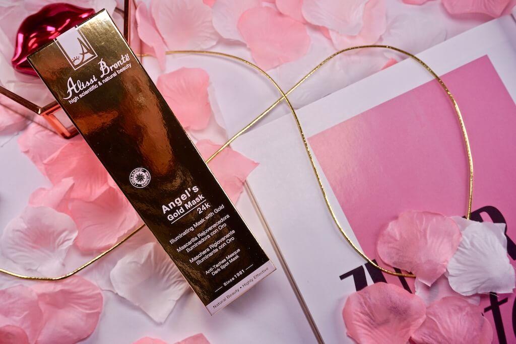 Alissi Brontë Angels Gold Mask Gezichtsmasker Met Goud Review