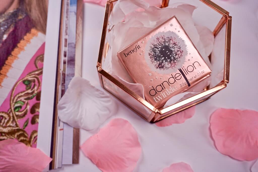 Benefit Dandelion Twinkle Powder Highlighter Review