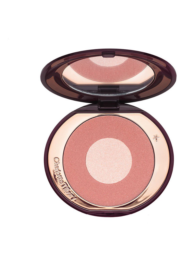 Charlotte Tilbury Cheek to Chic Pillow Talk - Limited Edition blush
