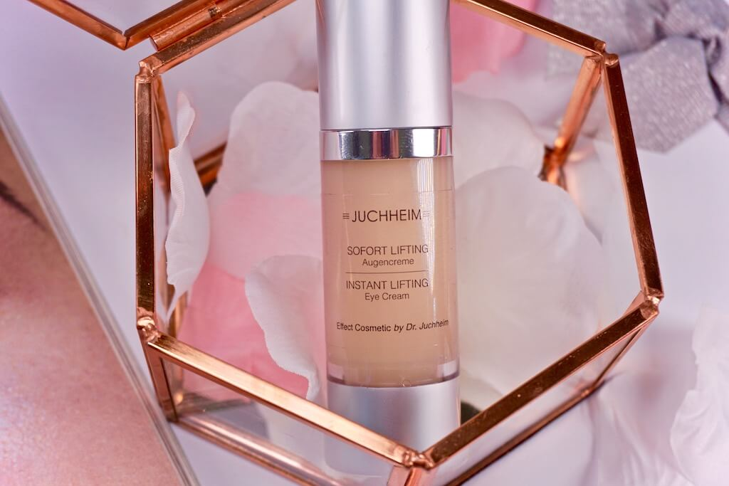 Dr. Juchheim The Instant Lift Oogcrème Review