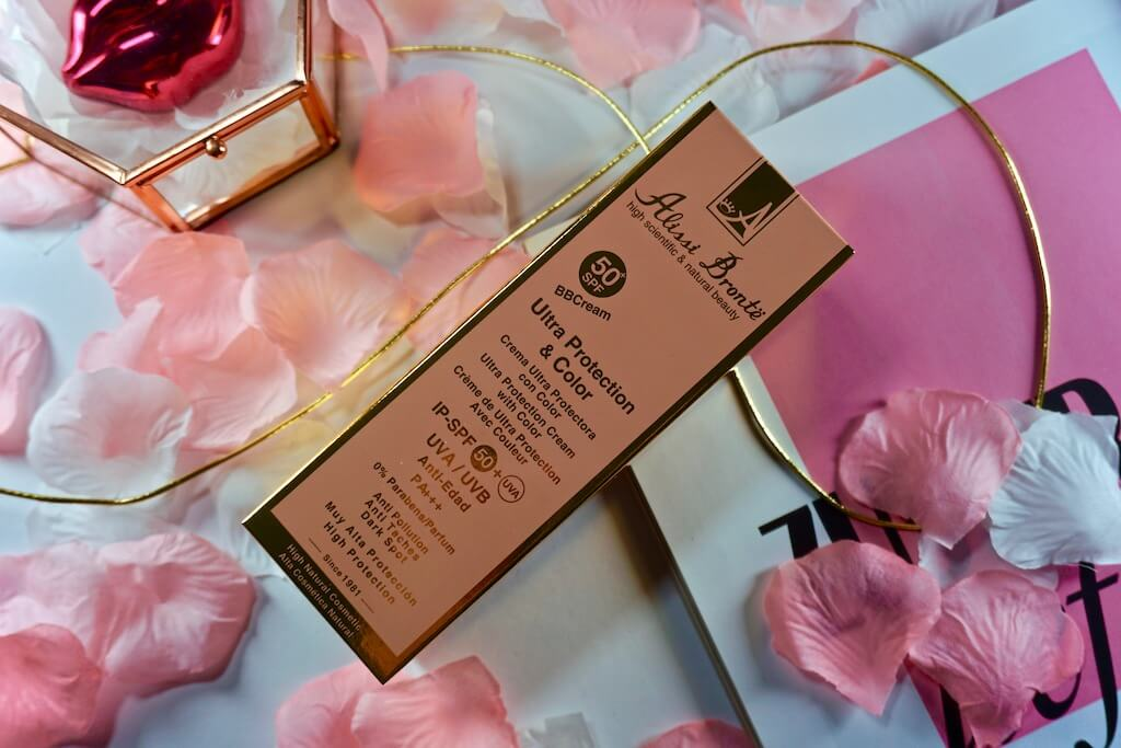 Alissi Brontë Ultra Protection & Color BB Cream Review