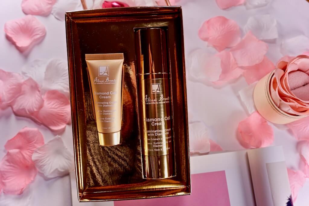 Alissi Brontë Alissi Brontë Diamond Cell Cream Nachtcrème Review