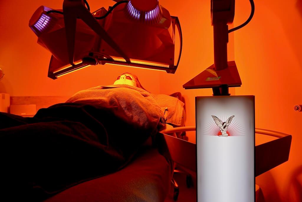 Beauty Angel & Alissi Brontë Oxygen Q10 Behandeling bij Attirance