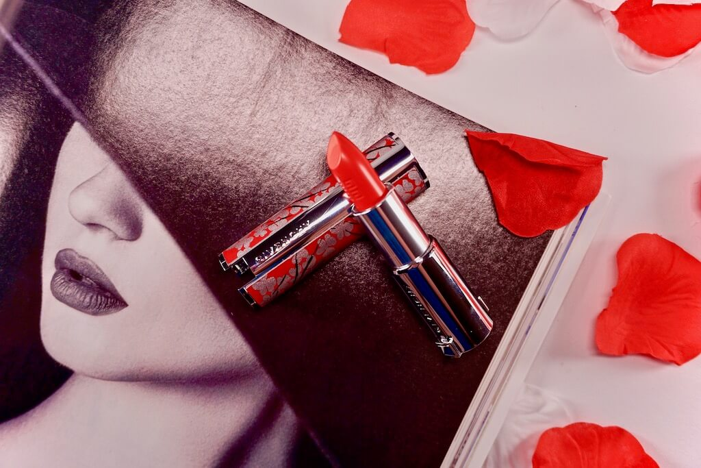 Givenchy Chinese New Year 2019 Le Rouge Limited Edition Lipstick Review
