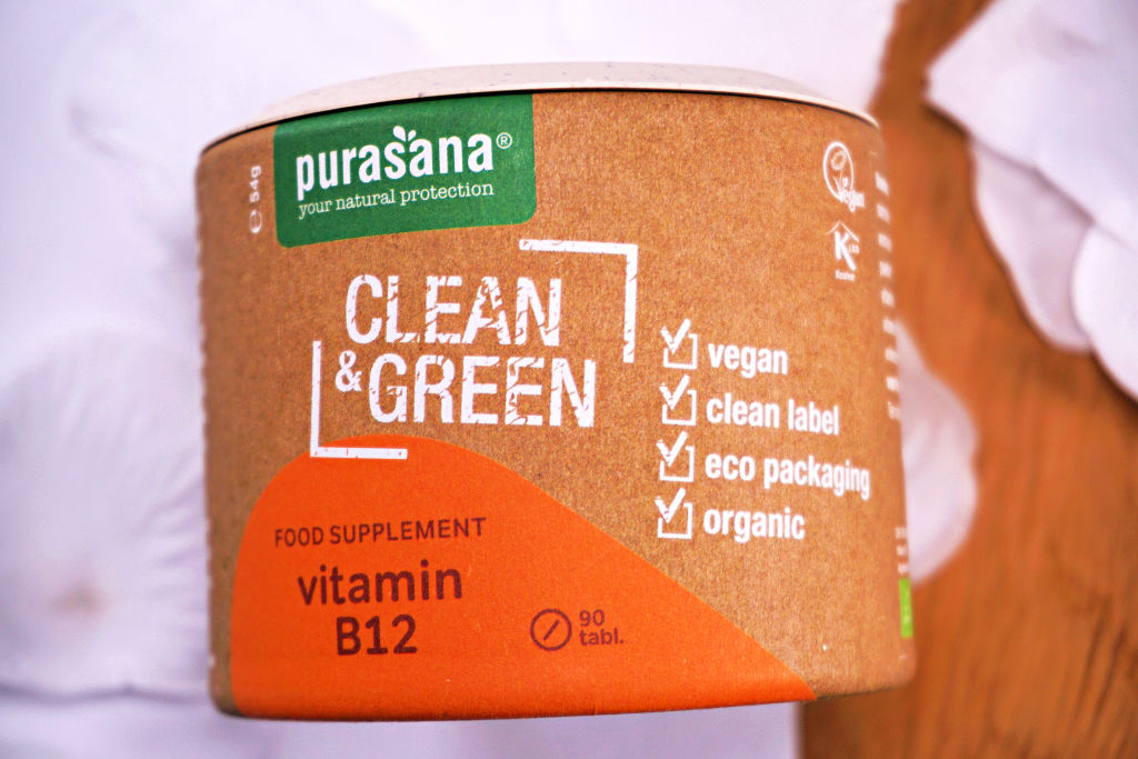 Purasana Clean & Green Vitamin B12 en Menopause Comfort (duo review)