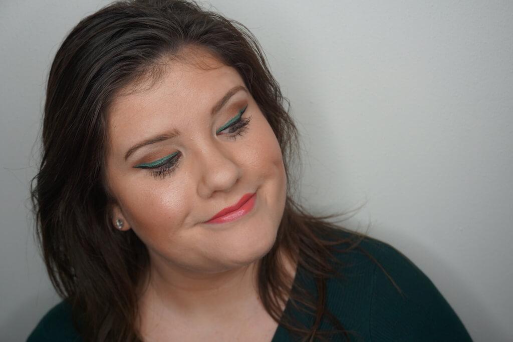 Dior Diorshow On Stage Liner Eyeliner Matte Pop Green Review