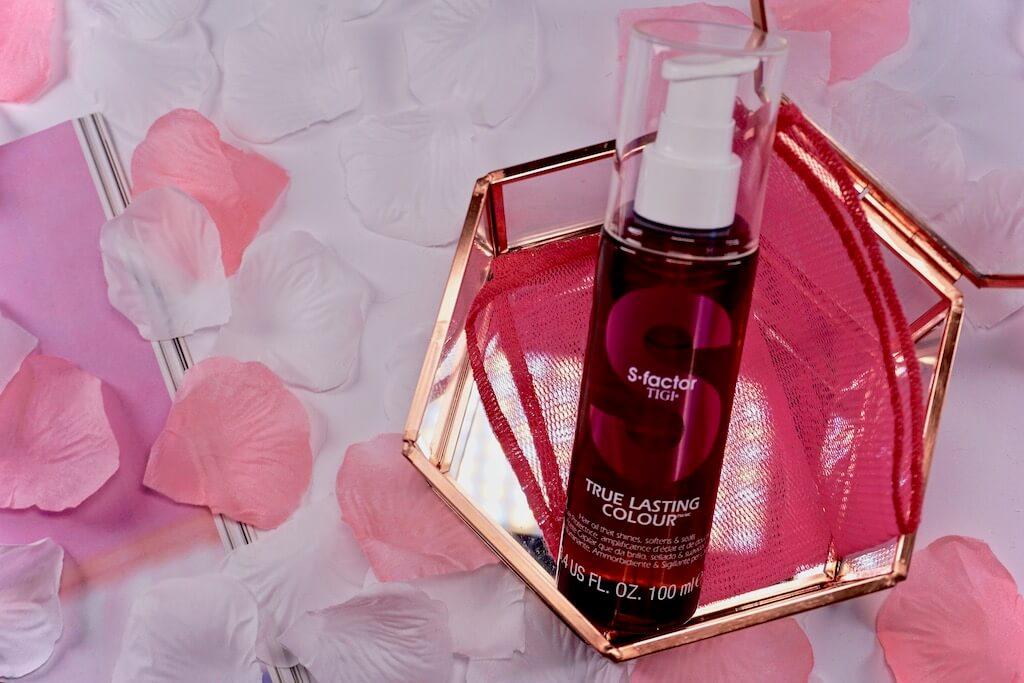 TIGI S-Factor True Lasting Colour Haarolie Review