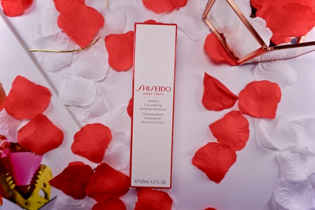 Shiseido Instant Eye And Lip Make-Up Remover Review