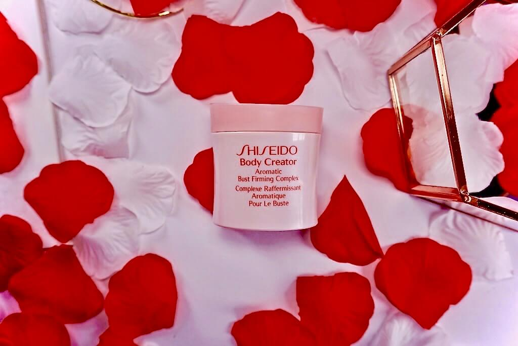 Shiseido Body Creator Aromatic Bust Firming Complex Review