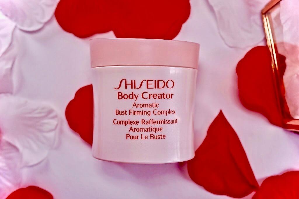 Shiseido Body Creator Aromatic Bust Firming Complex Decolleté en Buste Crème